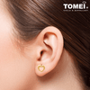 Heart Keeper Tesoro Mio Italy Earrings | Tomei Yellow Gold 916 (22K) (IQ-192-LP640-1C)