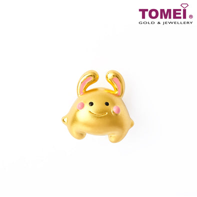 [Online Exclusive] Candy Night Elf Charm | Tomei Yellow Gold 999 (24K) with Complimentary Bracelet (BTP-5D-EC-LLT-MXB)