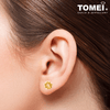 Whirl of Love Tesoro Mio Italy Earrings | Tomei Yellow Gold 916 (22K) (IQ-192-SD022-1C)
