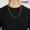 Men's Gourmette Chain | Tomei Yellow Gold 916 (22K) (9N-SXDK16-50)