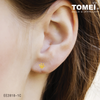 Tiara Earrings | Tomei Yellow Gold 916 (22K) (EE2817-1C)