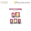 Tomei x PAMP Suisse Icons of Malaysia Wafer | Fine Gold 9999 (PTP-R)