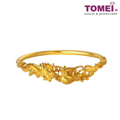 Bangle | Tomei Yellow Gold 916 (22K)