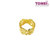 [Online Exclusive] Magnificently Multipetaled Flower Ring | Tomei Yellow Gold 916 (22K) (9O-YG0702R-1C)
