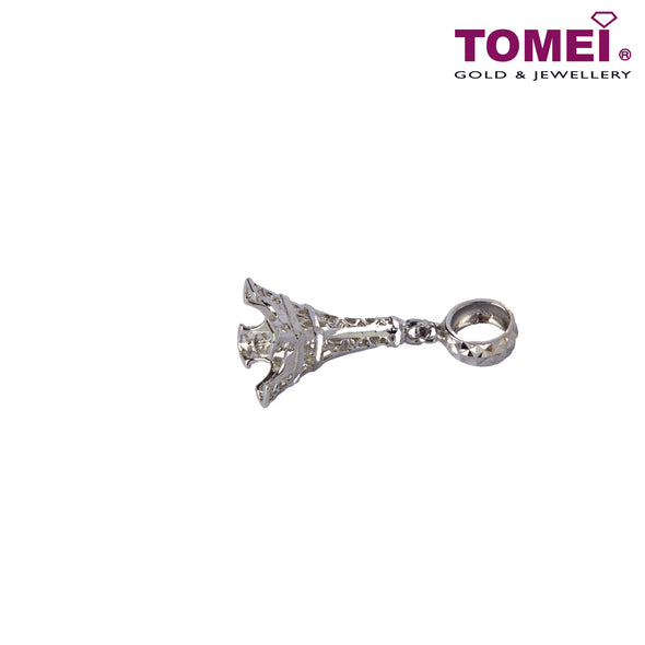 [Online Exclusive]Charm of Eiffel Elegance | Tomei White Gold 585 (14K) (B150)