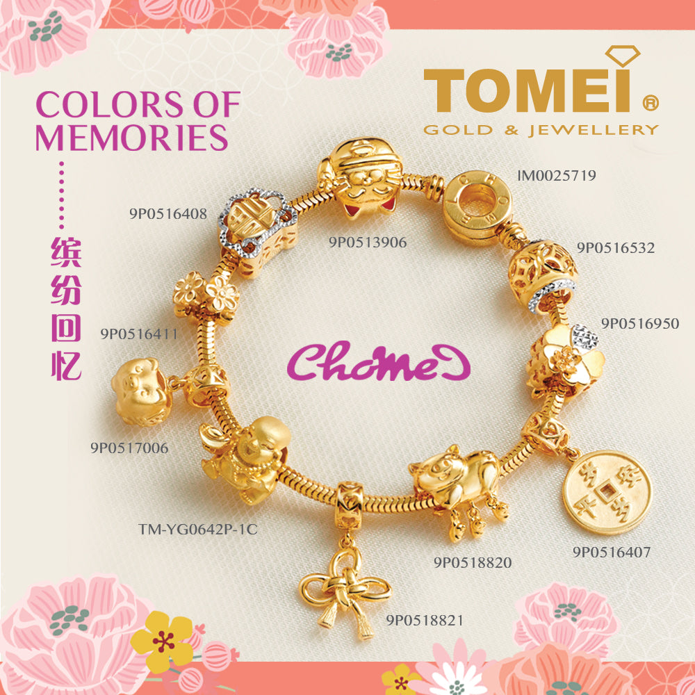 Tomei Yellow Gold 916 22k Colors Of Memories Fu In The Heart Etomei Com Tomei Gold Jewellery