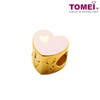 Tomei Yellow Gold 916 (22K) Be My Fairytale Charm (TM-ABIT060-HG-YG0450P-ABIT061-EC)