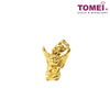 [Online Exclusive]Cupid The Love Magician Charm | Tomei Yellow Gold 916 (22K) (TM-YG0620P-1C)