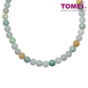 Tomei Palace Grace Green Jade Necklace (JN-XX)