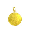 "Tomei Yellow Gold 916 (22K) ""Monkey with Blessing"" Baby Pendant (PP2337-1C)"