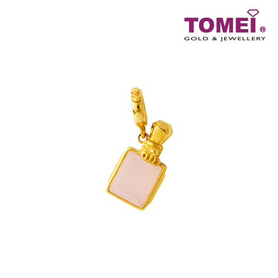 [Online Exclusive]Potion of Love Elixir Charm | Tomei Yellow Gold 916 (22K) (TM-YG0436P-1C)