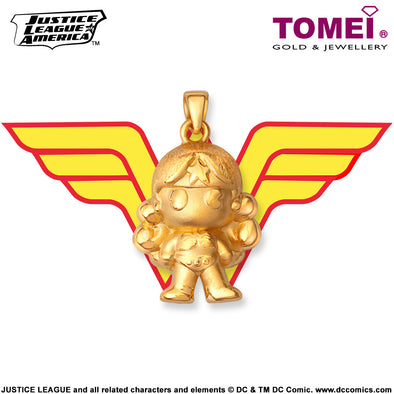 """Wonder Woman"" Pendant 