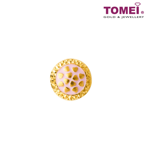 [Online Exclusive]So In Love Charm | Tomei Yellow Gold 916 (22K) (TM-YG0547P-EC)