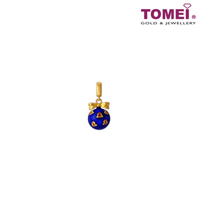[Online Exclusive]Charm of Shining Stars During Nightfall | Tomei Yellow Gold 916 (22K)TM-YG0549P-B-EC