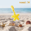 "Tomei Yellow Gold 916 (22K) ""Ocean of Wondrous"" Starfish Chomel Charm (TM-PT043-1C)"