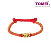 [Online Exclusive] Butterfly Atomic Expandable Bracelet | Tomei Yellow Gold 999 (24K) (KP-HD-RS)