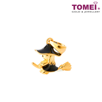 [Online Exclusive] Wonderfully Woebegone Witch | Tomei Yellow Gold 916 (22K) (TM-YG0805P-EC)