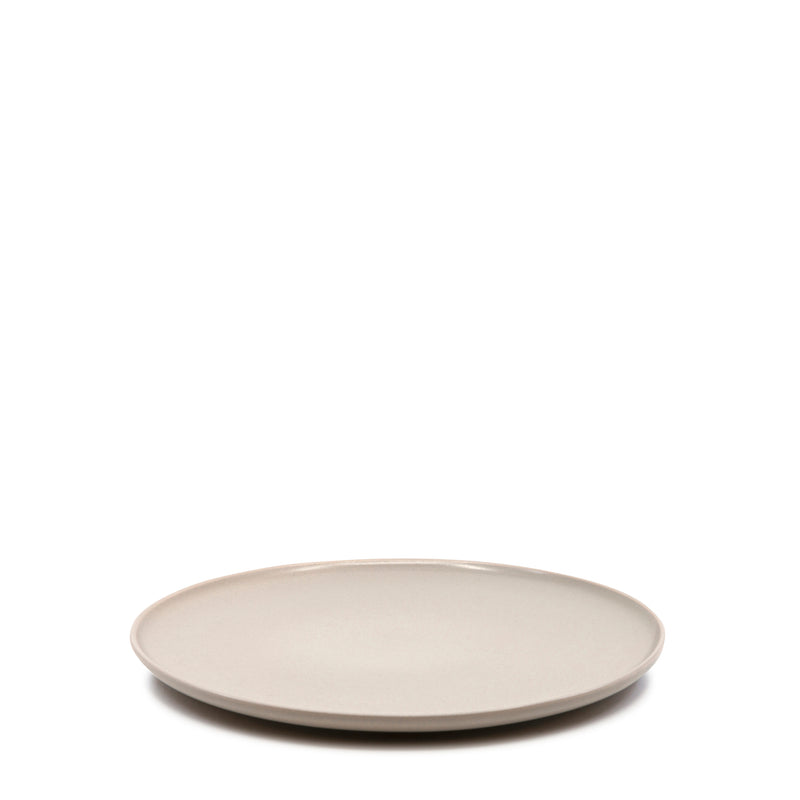 S&P Hue dinner plate in grey