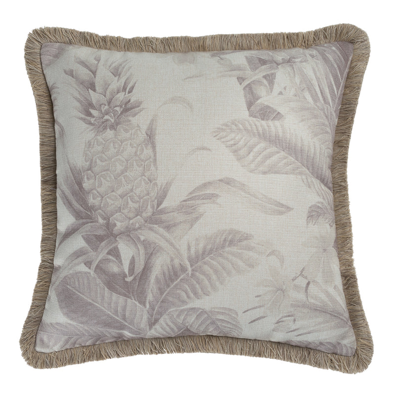 Caicos Bahamas cushion in sand