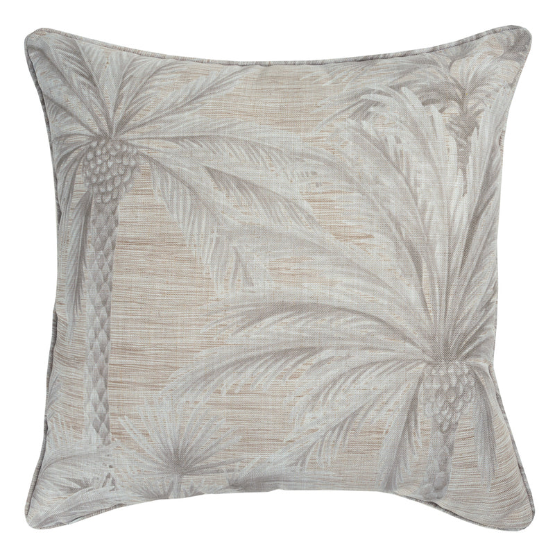 Chusan cushion in jute