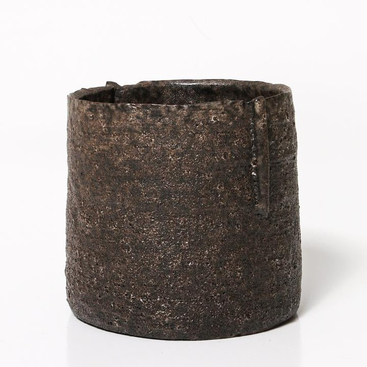 Forager medium pot in charcoal