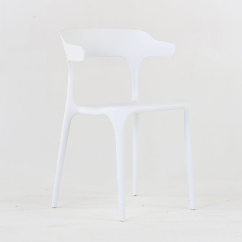Alfresco armchair in white