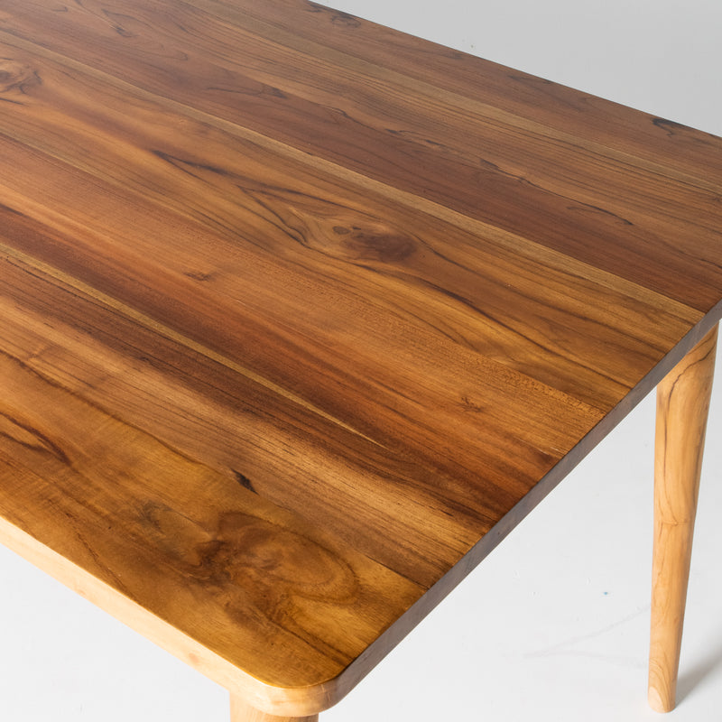 Jepara teak dining table 1.6m
