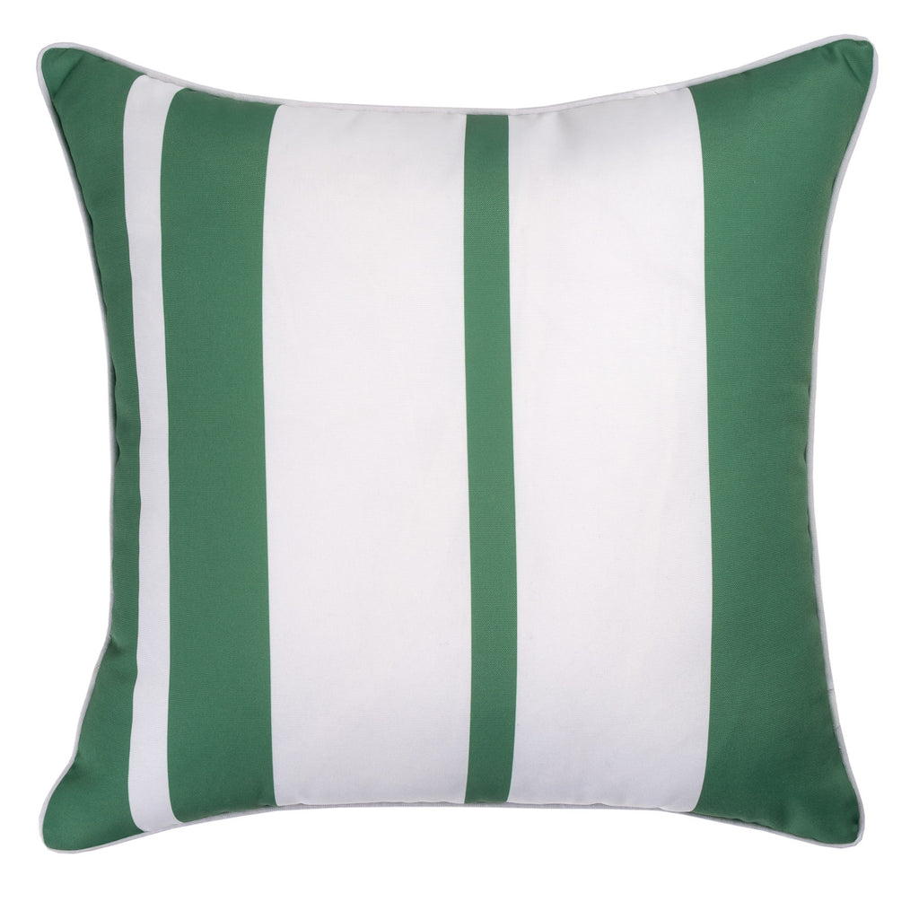 Sorrento outdoor cushion in clover