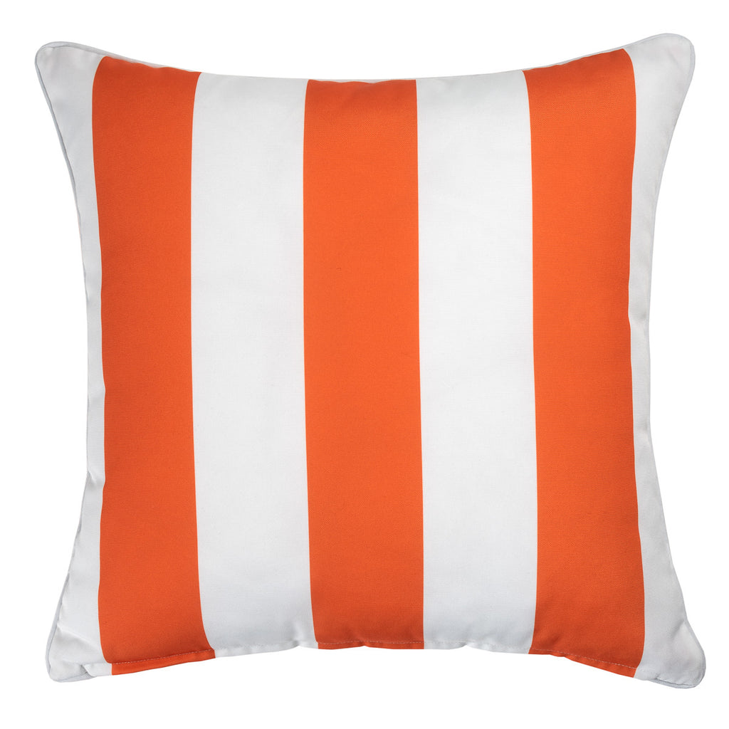 Sorrento outdoor cushion in melon