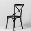 Café Chair in black