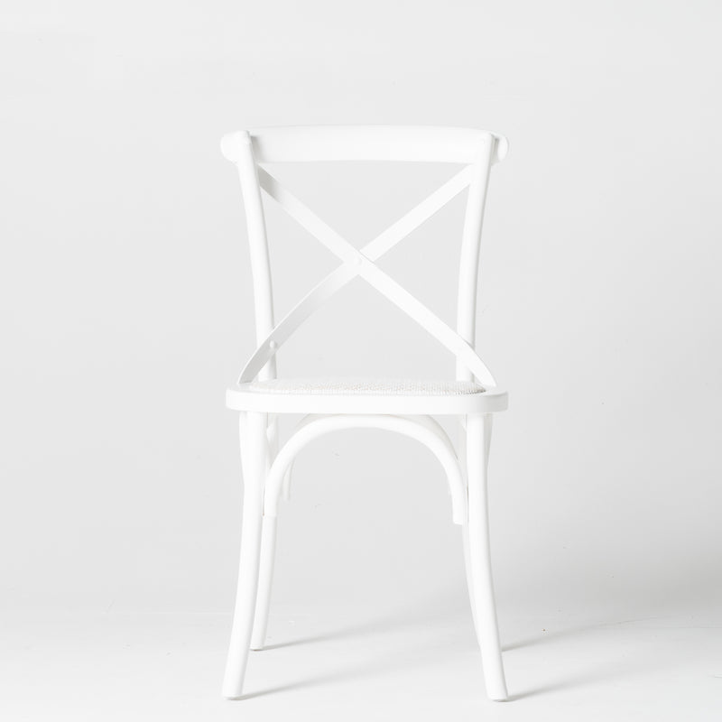 Café Chair in white
