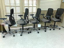 Load image into Gallery viewer, Pre-Owned Allsteel Acuity Ergonomic Work Chair in High-back Mesh, Fully Adjustable