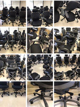Load image into Gallery viewer, Pre-Owned Nightingale 6200D CXO chair with headrest; lumbar support and advance arms