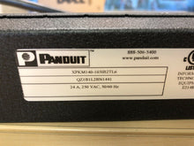 Load image into Gallery viewer, Panduit QZ1B1L2BN1441 Network POU, Vert, 30A, 1~, L6-30P Plug, 208V, 14 Rec