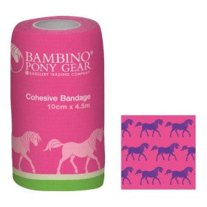 Bambino Pony Gear Cohesive Bandages