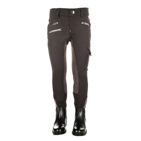 HKM 'King'  (Penny) Kids Breeches