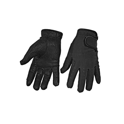 Flair Suede Grip Riding Gloves