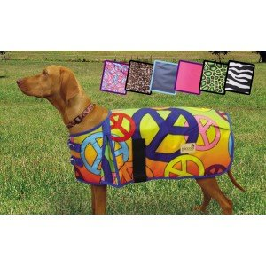 Piccolo Pets Dog Coat / Mini Horse Cover - Patterned