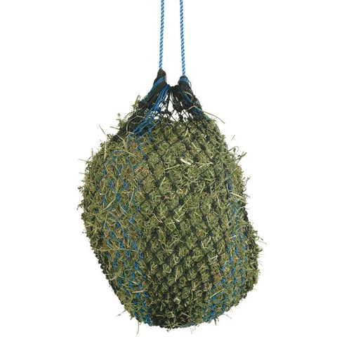 STC Heavy Two Tone Poly Slow Feed Hay Net