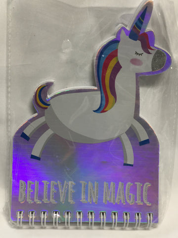 Kookie Unicorn Notebook