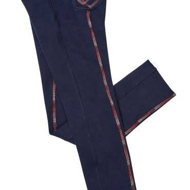 Dublin Multi Colour Stitch Pull On Jodhpurs
