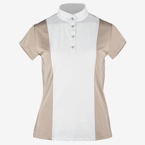 B//Vertigo Adele Women's Short-Sleeved Show Shirt