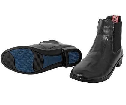 Flair Rider Leather Jodphur Boots