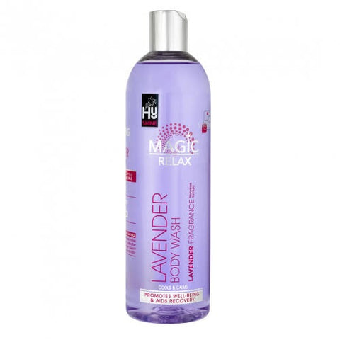 HyShine Relax Lavender Body Wash