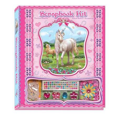 Peco Unicorn Scrapbook Set