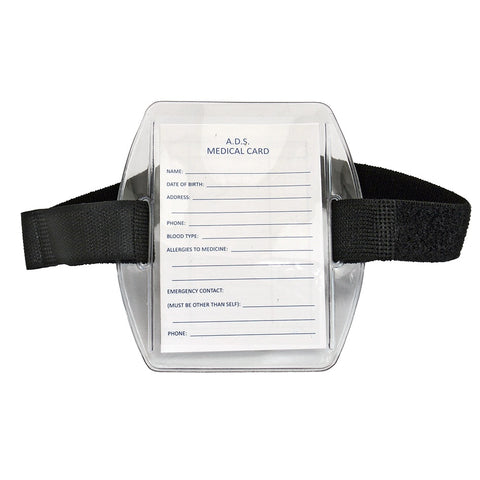 Blue Tag Medical Arm Band