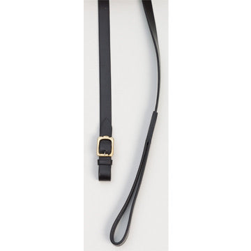 Aintree Leather Lead - Brass Buckle