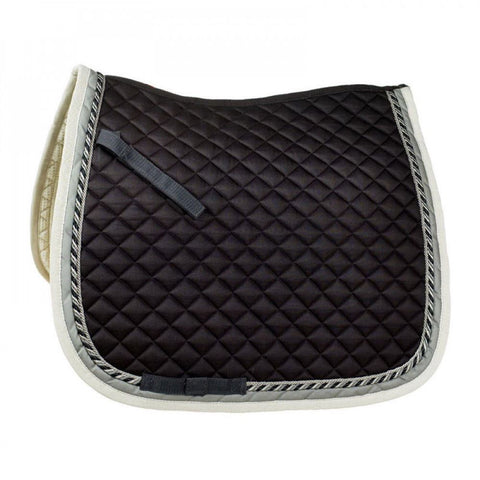 Horze Toulouse Dressage Double Corded Saddle Pad