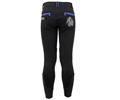 Polka Ponies Child's Knit Breeches