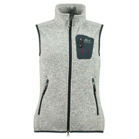 B//Vertigo BVX Women's Ladies Zarina Soft Knit Vest